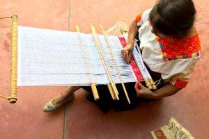 Mayan Weaving Chiapas